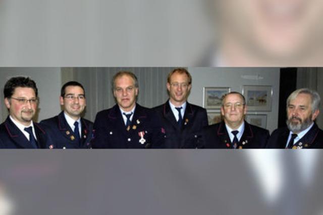 Feuerwehr Hauingen spielt eine wichtige Rolle