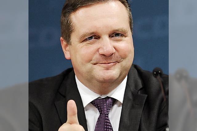 Charmeoffensive der CDU