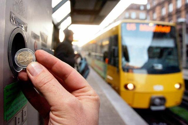 Bei Bus und Bahn ziehen die Preise an