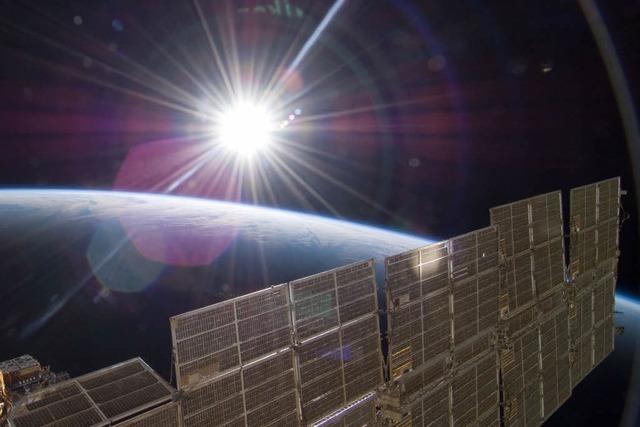 Solarkraft aus dem Weltraum