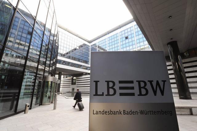 Ermittler durchsuchen LBBW wegen Untreueverdachts