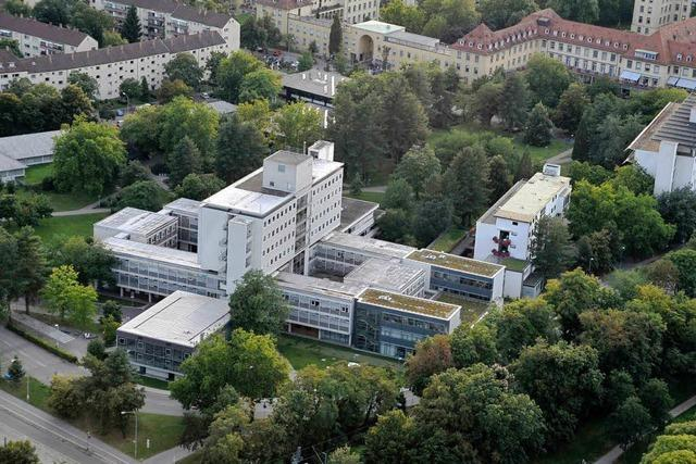 Streit um Führung der Freiburger Uniklinik eskaliert
