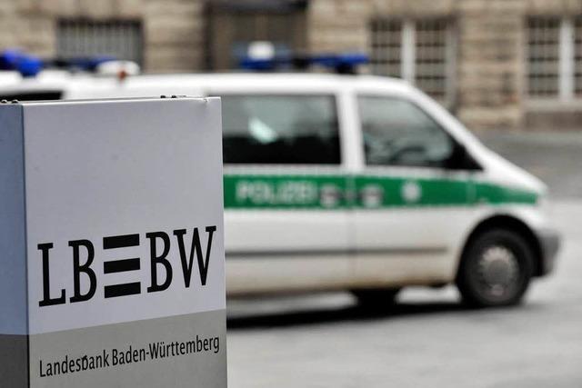 Razzia bei der LBBW löst bei Eigentümern Entsetzen aus