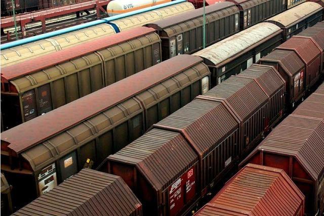 Offenburg bangt erneut um den Güterbahnhof