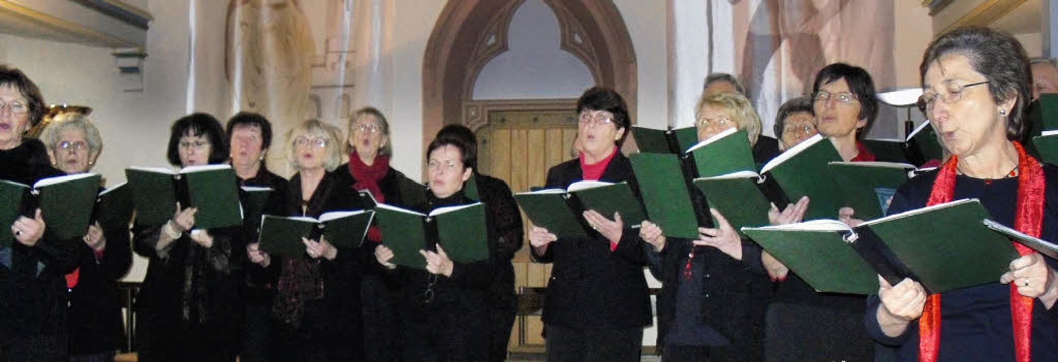 Geistliche Abendmusik Mundingen    Foto: Brigitte Rüssel