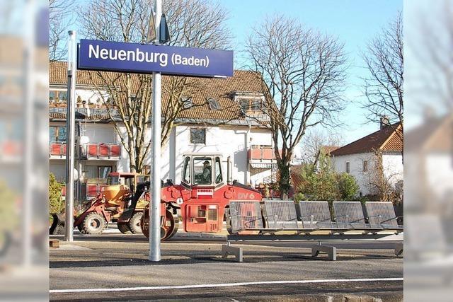 Nächster Halt: Neuenburg