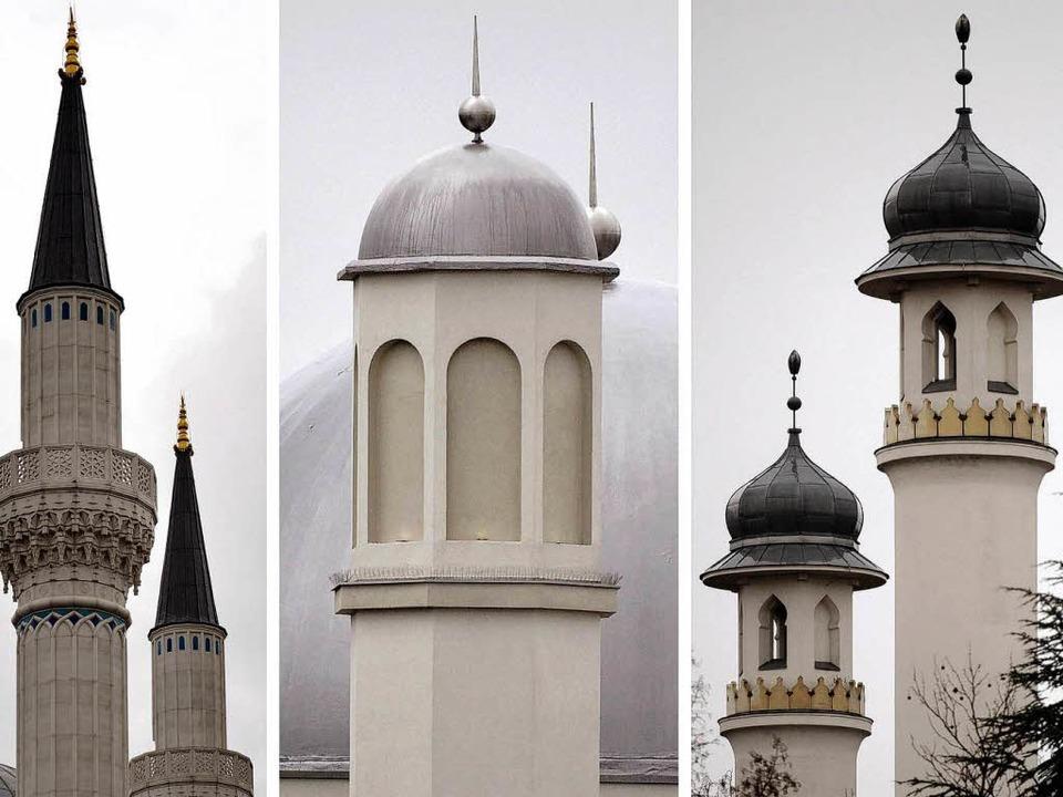 Berliner Moscheen  | Foto: ddp