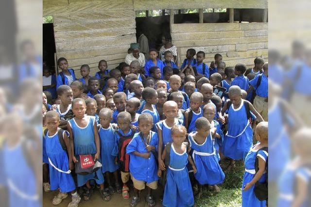 Dienstreise der besonderen Art nach Kamerun