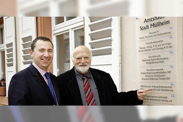 Joachim Scheil neuer DSD-Ortskurator