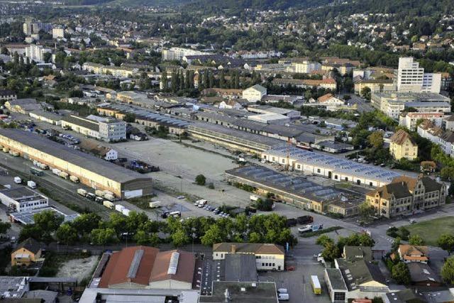 Französisches Flair im Güterbahnhof