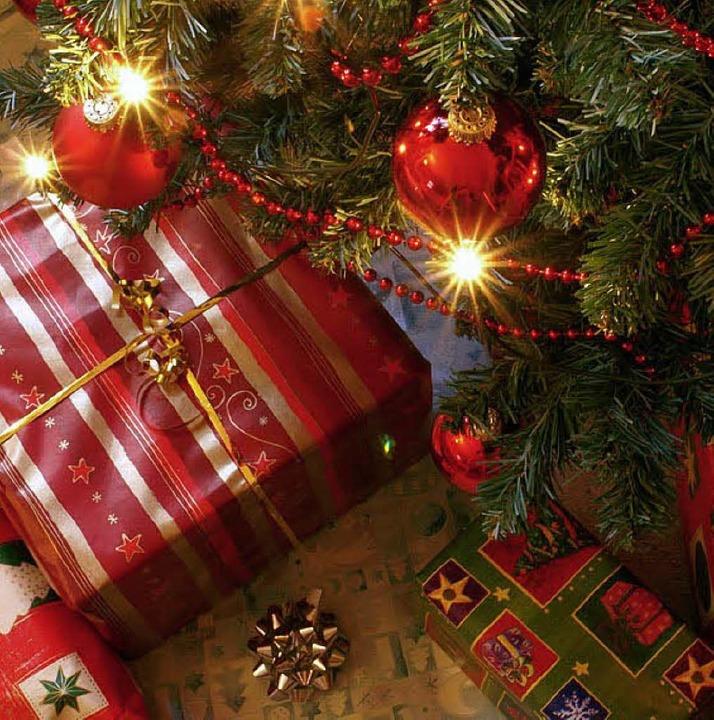 An Weihnachten wollen die wenigsten sparen.   | Foto: mao-in-photo