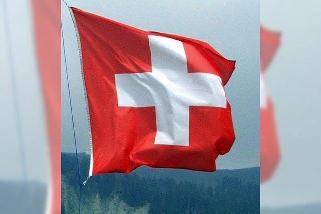 Weniger Arbeit in Schweizer Firmen