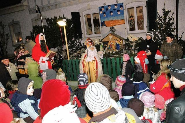 Weihnachtsgeschichte im Lindweg 25