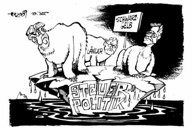 Noch 'ne Klimakatastrophe