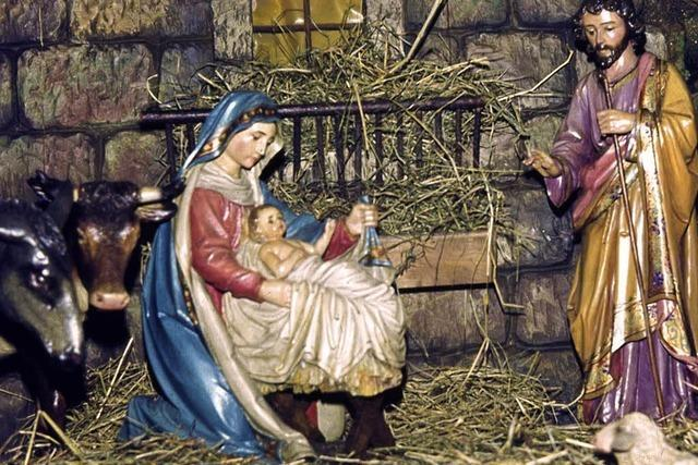 Krippenbauer, Weihnachtsmaien und Verbote