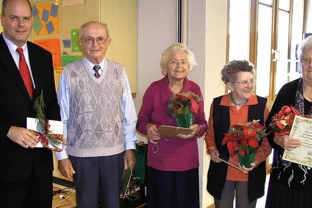 Senioren stellen einiges auf die Beine