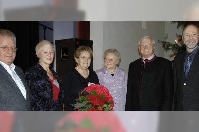 Seniorentreff als Endinger Institution