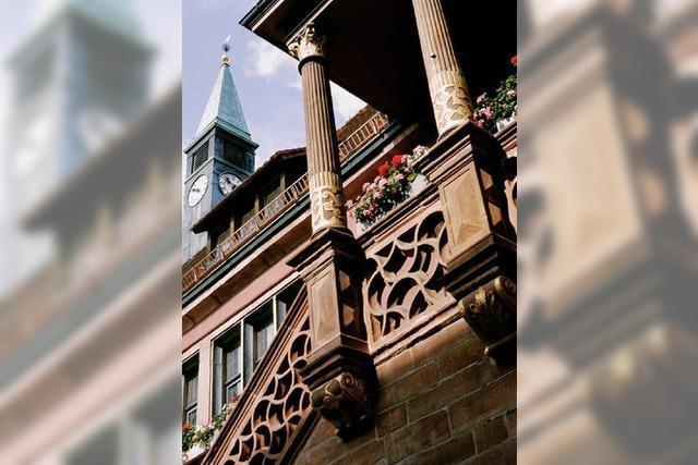 Wie alt ist das Alte Rathaus?