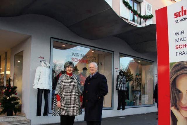 Seit 85 Jahren das Haus für modebewusste Damen