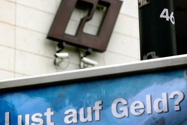 Deutsche Banker begrenzen ihre Boni 2009