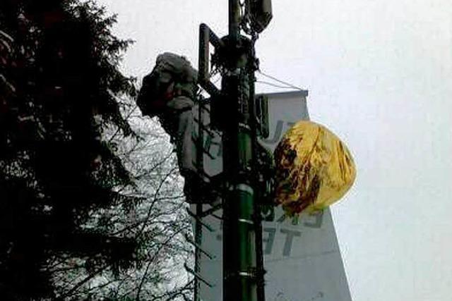 St. Märgen: Kampf ums letzte Funkloch
