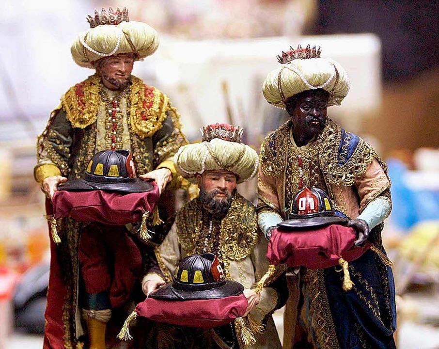 Wie Heißen Die Heiligen 3 Könige