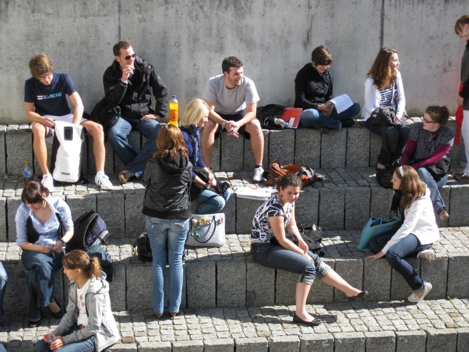 Das Stufenmodell der ANGELL Akademie bringt jeden Studenten auf die Sonnenseite.    Foto: Angell