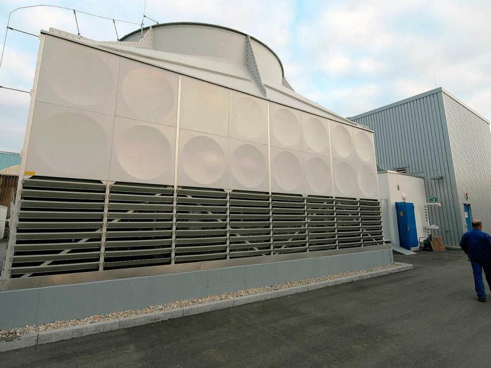 In Bruchsal  ist das erste Geothermie-... Baden-Württembergs ans Netz gegangen.  | Foto: dpa