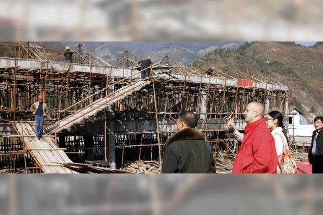 Erdbebensicheres Lernen für 120 Kinder