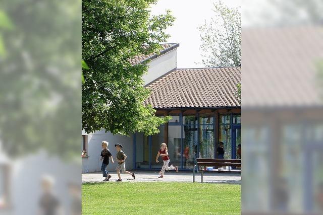 370 000 Euro fließen in den Ausbau der Grundschule