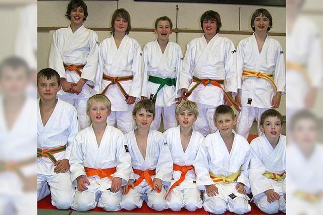 Judokas erfolgreich