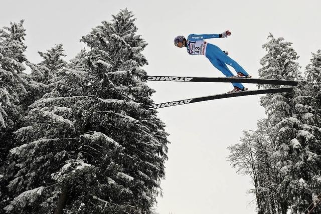 Schmitt erfüllt Olympianorm