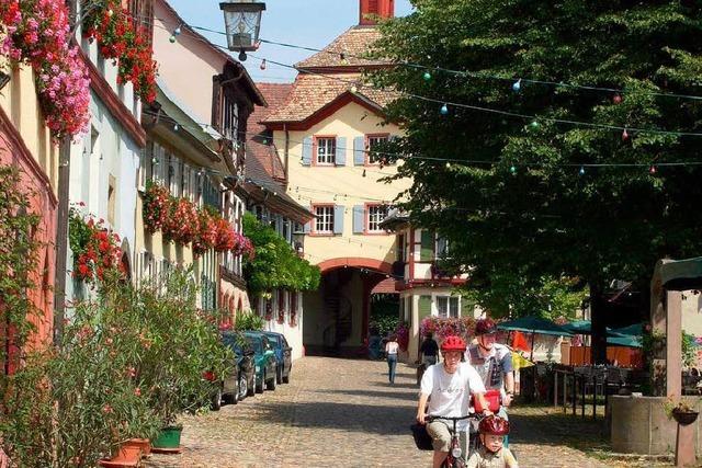 Burkheim hat 13 Jahre vom Landessanierungsprogramm profitiert