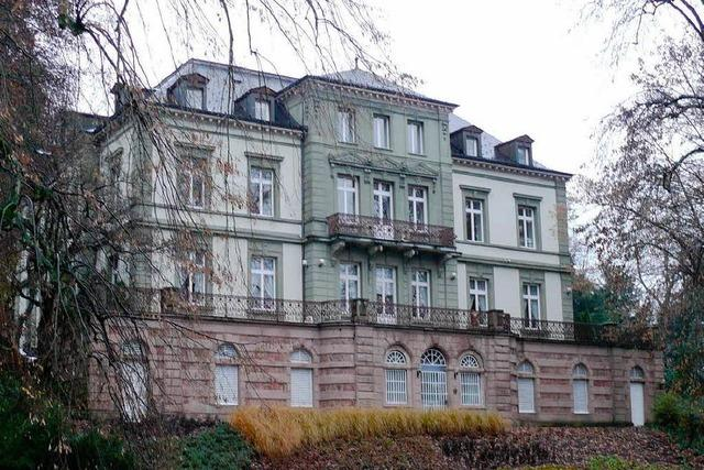 Verkauf der Villa Berberich gescheitert