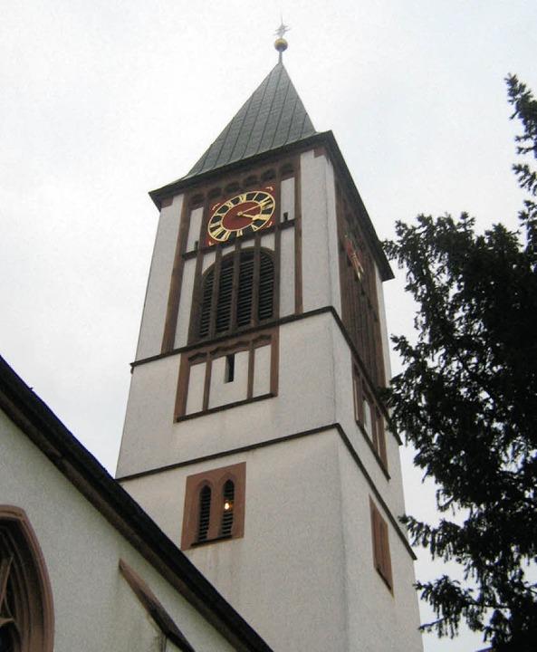 Die Pfarrkirche in Ehrenstetten  | Foto: Anne Freyer