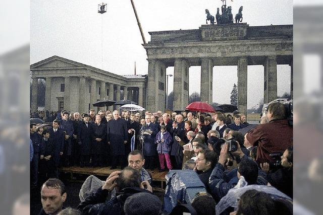 KALENDERBLATT '89: Das Tor macht weit . . .