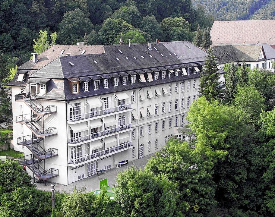 Das Krankenhaus Stühlingen, Teil des H...ensee-Hochrhein (HBH)-Klinikverbundes.    Foto: BERNAUER