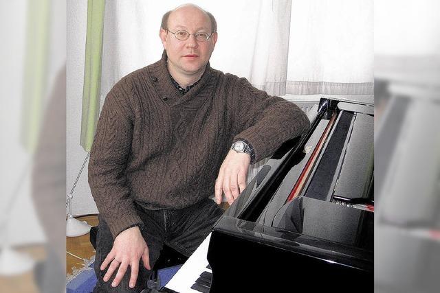 Matthias Listmann ist neuer Dirigent
