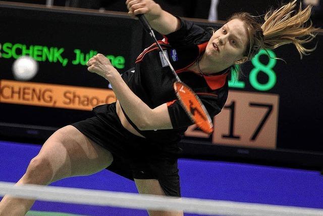 Große Anerkennung für die Basler Swiss Open