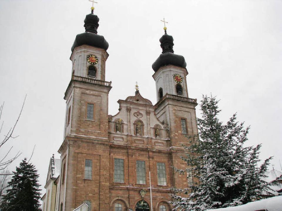 Die ehemalige Klosterkirche von St. Peter   | Foto: Monika Rombach