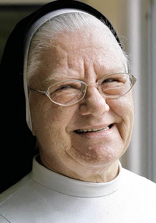 Schwester Maria Wolfgang  | Foto: Peter Heck