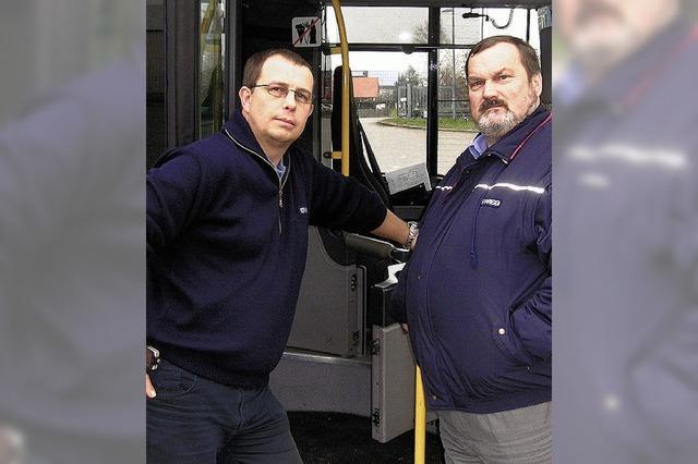 Die Kunst des Busfahrens