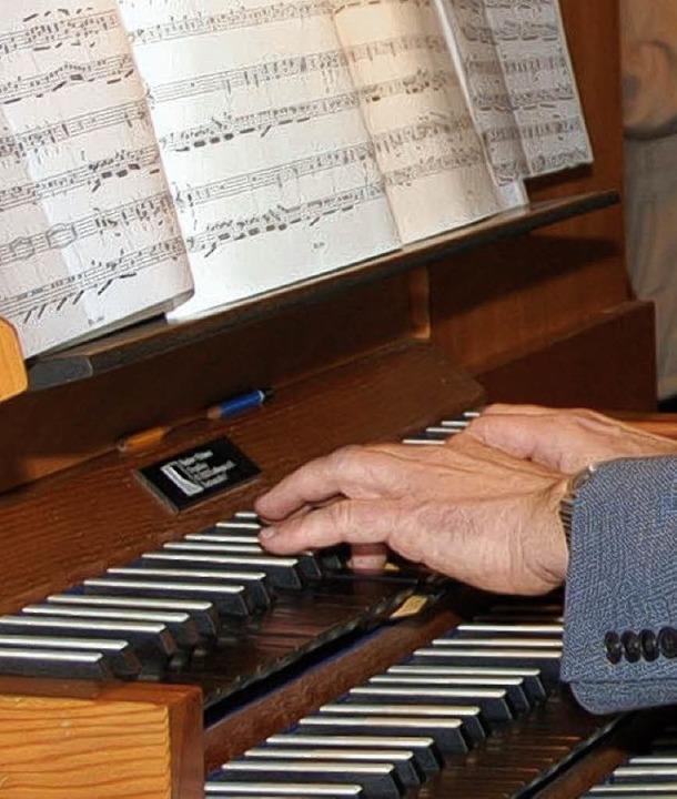 Auf die  Musik freuen sich viele Kirchenbesucher an Weihnachten ganz besonders.     Foto: Trenz