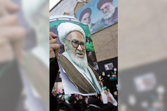 Proteste auch in Isfahan
