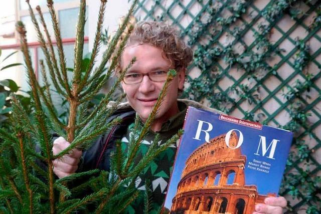 Vom Versuch in Rom deutsche Weihnachten zu feiern