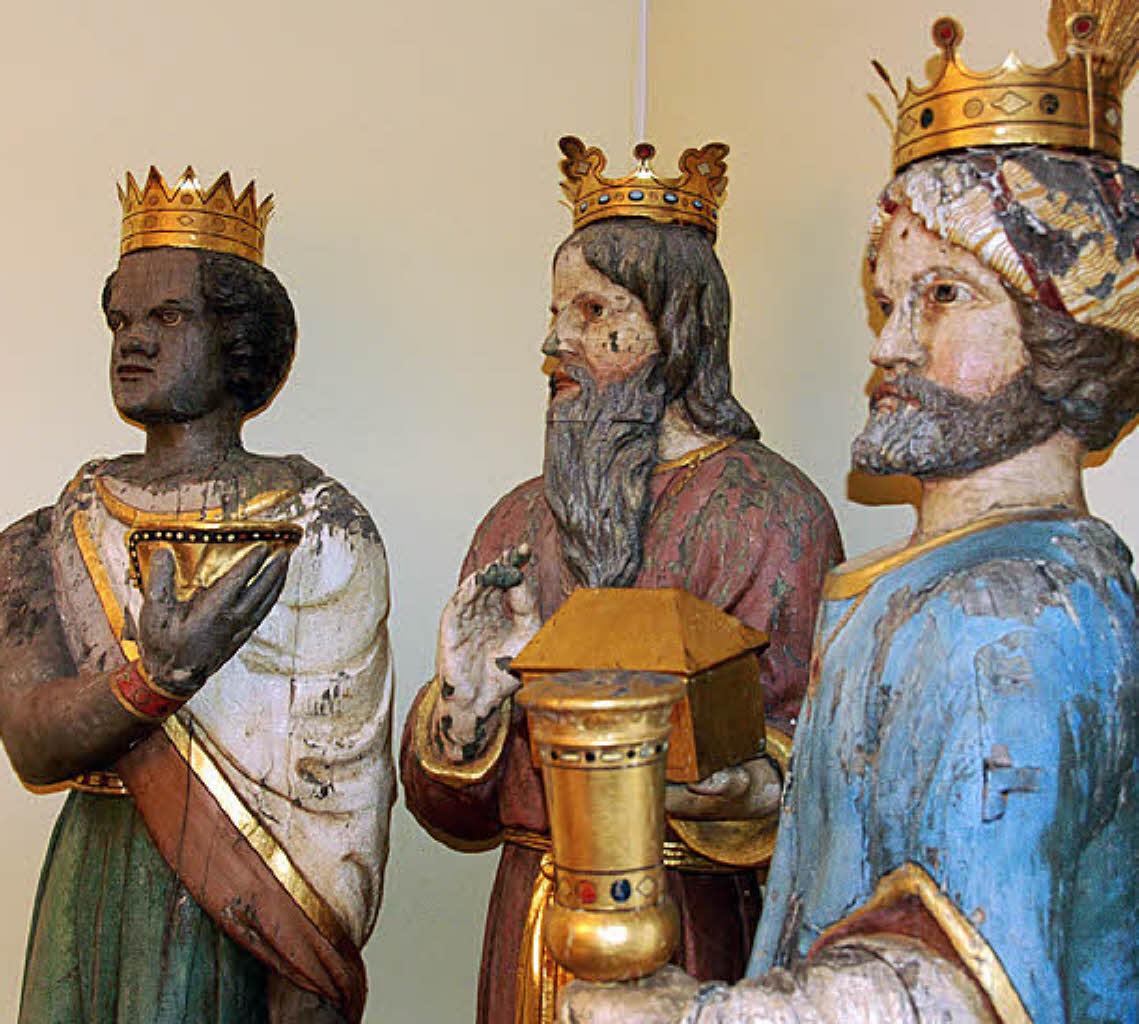 marktgeflÜster drei heilige lörracher  marktgeflüster