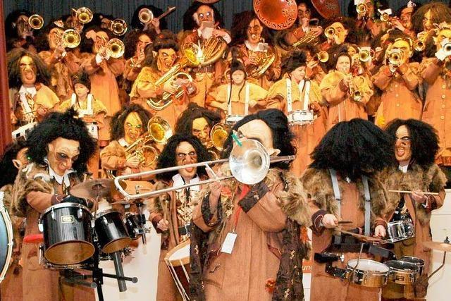 Rolli-Dudel-Schränzer feiern ein halbes Jahrhundert