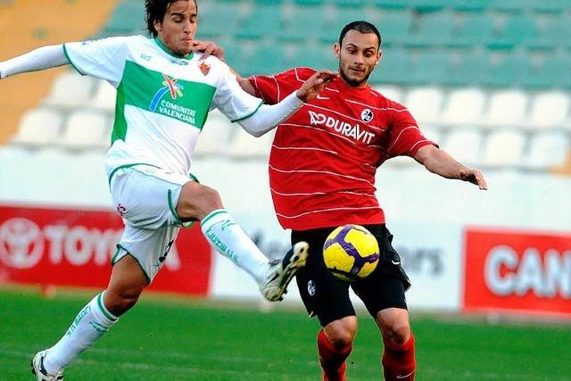 Ömer Toprak spielt wieder für den SC Freiburg
