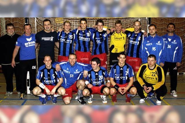 Kenzingens Handballer dominieren am Dreikönigstag klar