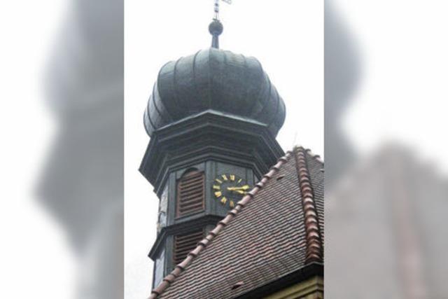 GLOCKEN-KLANG: Abt musste 1756 Neuguss